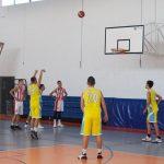 Празник кошарке у хали