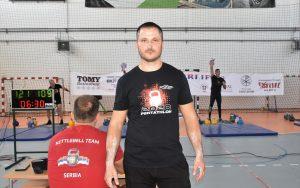 Такмичење, дружење и популаризација гиревој спорта